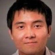 Graduate student Tin Phan